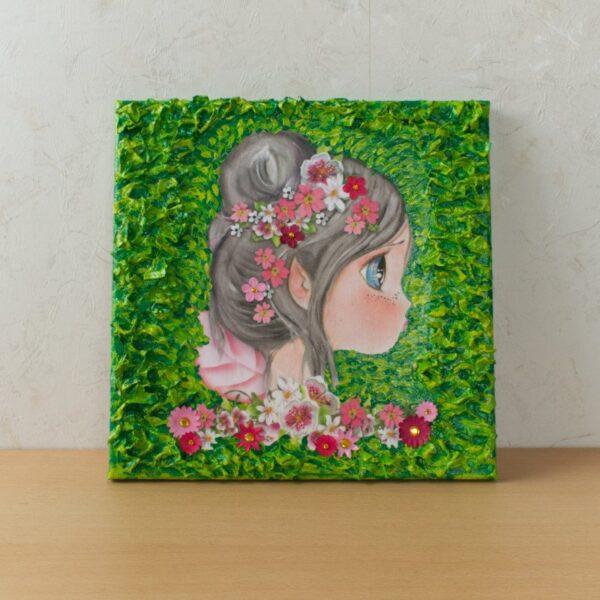 Alkotócsomag - Virágtündér